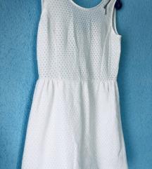 Bijela springfiled haljina