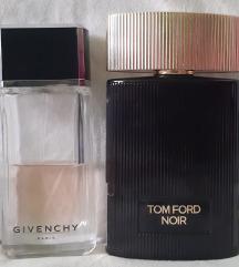 TF Noir + Givenchy Dahlia Noir