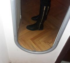 AKCIJA SAMO 50KN- Crne visoke cizme