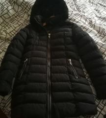Smeda topla jakna..L/40