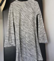 Siva haljina do koljena, A kraja, Zimska