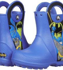 Nove CROCS Batman dječje čizme za kišu