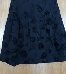 Crna suknja Biaggini