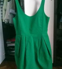 Zelena haljina, Zara