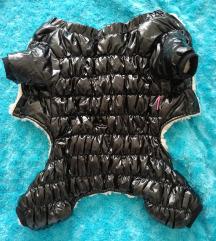Zimska postavljena jaknica za psa