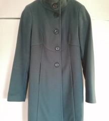 Benetton plavi ženski kaput 36