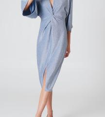 Baby blue NA-KD haljina