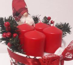 Advent box, ručni rad