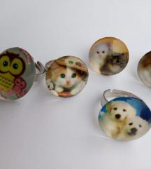 Prstenje sa životinjama