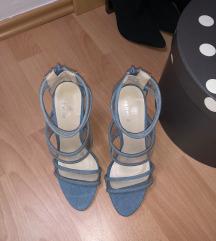 Roberto prozirne sandale