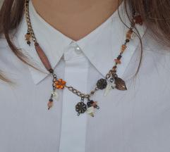 O'Neal ogrlica sa sitnim privjescima