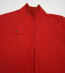 H&M crvena sportska jakna