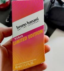 BRUNO BANANI limited edition 40ml