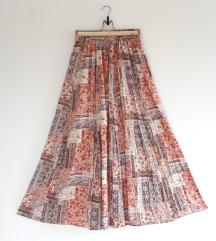 SNIŽENO Nenošena Tom Tailor maxi suknja