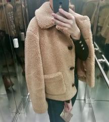 Zara teddy bundica