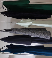 Lot haljina Zara/mango/asos