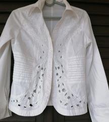 Svečana bijela košulja 38
