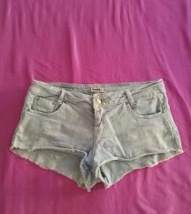Pull&bear kratke traper hlače