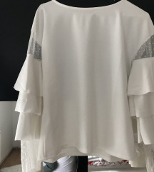 Majica s volanima i tilom