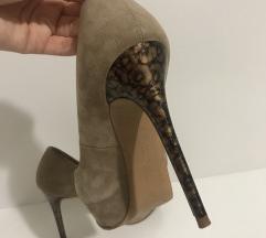 SNIŽENO Cipele na petu