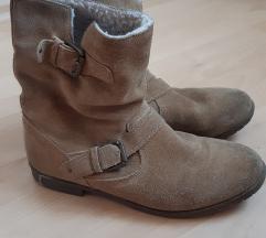 Čizme koža