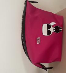 Karl Lagerfeld kozmetička torbica