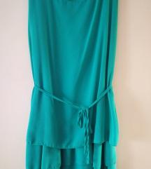 Zelena haljina 💚 2+1 gratis