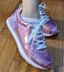 💖Holografske roza tenisice Skechers  %%%💖