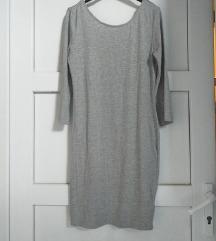 H&M slatka pamucna uska haljina 38