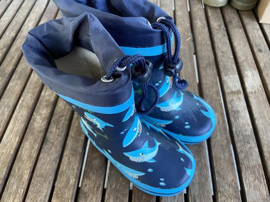 Čizme gumene 22