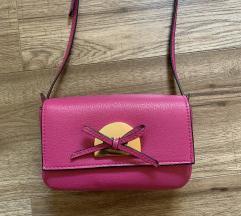 Zara roza torbica