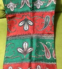 Prekrasni novi svileni šal/marama