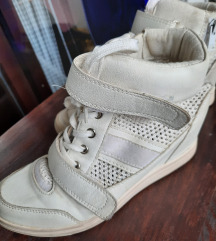 ALDO - Bijele kožne tenisice ili cipele