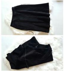 H&M zimska midi suknja, kao nova