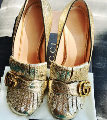 Gucci Marmont metalik original 38