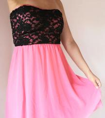 Roza haljina