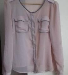 Prljavo roza košulja, M
