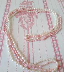 Vintage biserne ogrlice AKCIJA 180 kn!