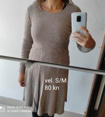 Deblja haljina