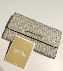 Michael Kors novčanik vanilla  AKCIJA 400kn