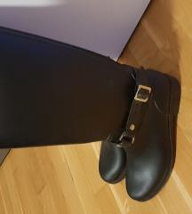 Gumene čizme crne