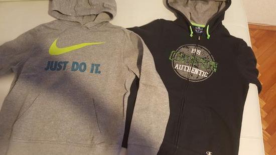 Nike + Champion lot