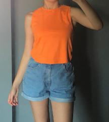 Narančasta majica