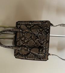 Mala torbica (krokodil uzorak)