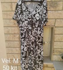 Nova crno bijela haljina