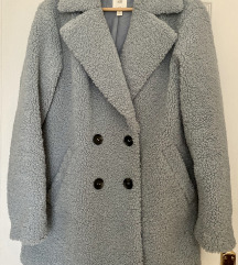 NOVI H&M TEDDY COAT PT UK