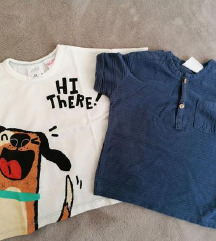 Zara LOT majica za bebe 68