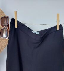 Mango crne poslovne hlače XS