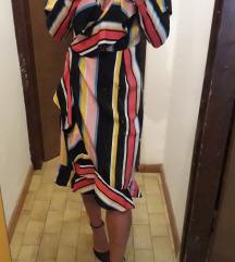 Boohoo haljina na prugice