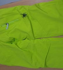 Zeleni Spider skafamder 128